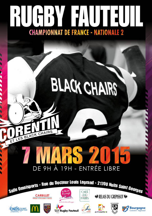 affiche-corentin-blackchairs-rugby-fauteuil-2015