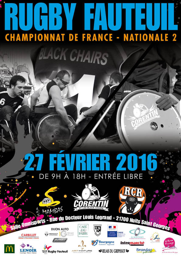 affiche-corentin-blackchairs-rugby-fauteuil-2016